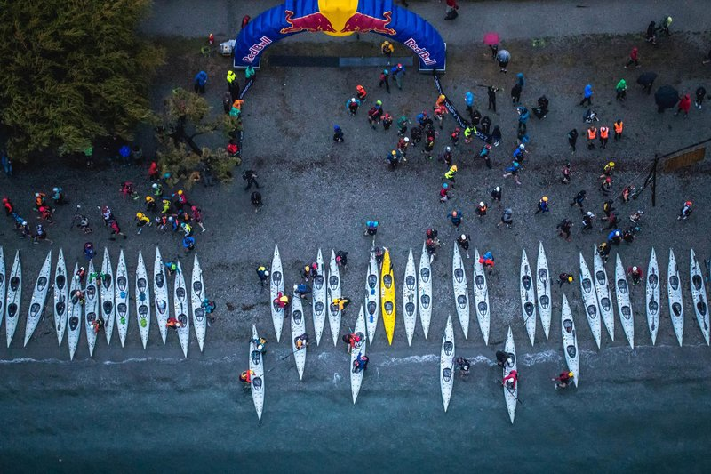 Red Bull Defiance in Wanaka, NZ on January 22nd, 2017