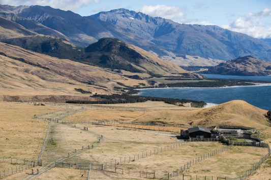 Red Bull Defiance in Wanaka, New Zealand on January 20, 2018
